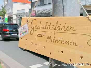 Mobilitätskonzept für Salzkotten ist auf dem Weg - Westfalen-Blatt