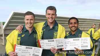 Tokyo 2020 Olympics: Australian rugby, Tim Walsh, selections, poetry, SAS soldiers, Maurice Longbottom, Samu Kerevi