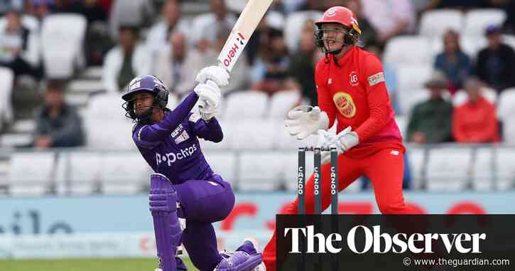 Jonny Bairstow and Jemimah Rodrigues star on day of supercharged drama