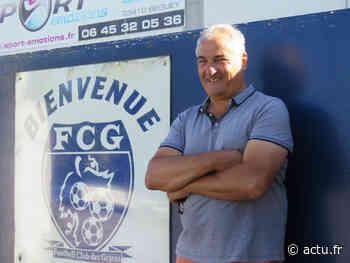 Football Podensac-Cérons : le FC Graves recrute l'ancien pro Dominique Polo comme nouveau formateur - actu.fr