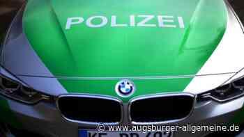 Wegen Sekundenschlaf? Mann fährt in Bellenberg in anderes Auto - Augsburger Allgemeine