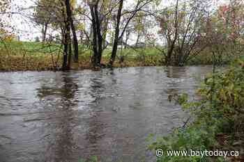 Conservation Authority issues flood outlook statement