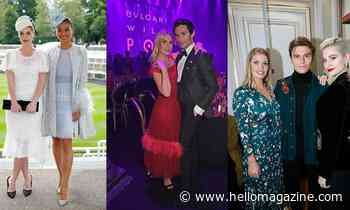 Lady Kitty Spencer's wedding guests revealed: From Pixie Lott to Mark Francis Vandelli