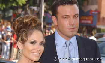 Jennifer Lopez shares steamy kiss with Ben Affleck as she celebrates birthday