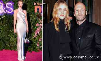 TALK OF THE TOWN: How Rosie Huntington-Whiteley is flogging her old clothes for charity online