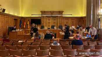 Prozess am Tübinger Landgericht um illegales Waffenlager in Wildberg - SWR