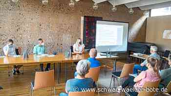 Wildberg - Verfahren erfordert nur wenig Formalitäten - Schwarzwälder Bote