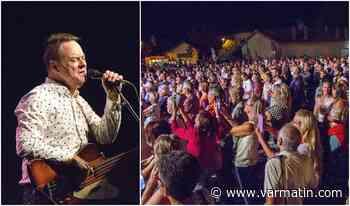 2.000 festivaliers pour le come-back du Chien rouge au Cannet-des-Maures - Var-Matin