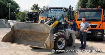Nach dem Hochwasser: Hilfe aus dem Kreis Heinsberg erreicht das Ahrtal - Aachener Zeitung