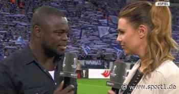 Gerald Asamoah lobt Brandrede von Christian Heidel bei Schalke 04 - Sport1.de