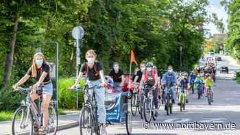 Fridays for Future: Hilpoltsteiner radeln für die Verkehrswende - Nordbayern.de
