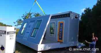Boxabl aims to build foldable homes that cut costs, go up fast     - CNET