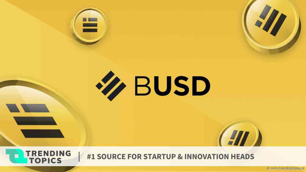 Binance USD: Rivale von Tether und USDC schafft es in die Top 10 der Krypto-Charts - Trending Topics