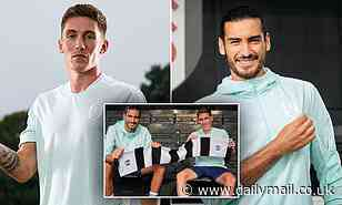 Fulham's DOUBLE deal! Harry Wilson seals £12m move from Liverpool and Paulo Gazzaniga also joins