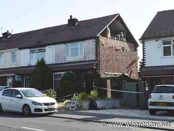 Investigation under way into fatal house collapse in Wigan - Wigan Today
