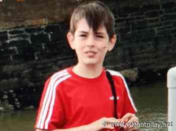 Search for 12-year-old boy missing from home in Wigan - Wigan Today
