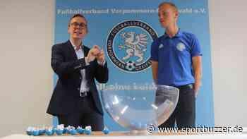 Mit rund vier Wochen Verspätung: Vorpommern-Greifswald ermittelt Pokalsieger - Sportbuzzer