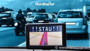 Staugefahr – Baustelle und Klima-Demo in Greifswald - Nordkurier