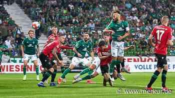 Werder Bremen-Live-Ticker gegen Hannover 96! | 2. Bundesliga LIVE! - Merkur Online