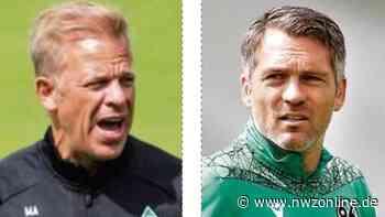 Werder Bremen startet in 2. Liga gegen Hannover 96: Mit diesen Zielen gehen neue Trainer in den Saisonauftakt - Nordwest-Zeitung