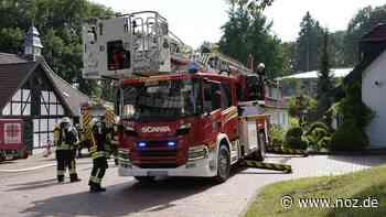 Fachklinik Nettetal wegen Brand evakuiert - NOZ