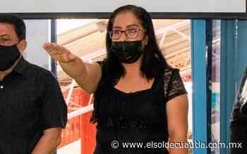 Edil suplente de Trinidad Pérez rinde protesta en Mazatepec - El Sol de Cuautla