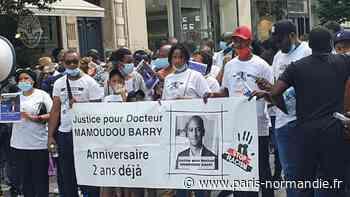 Nouvelle marche blanche pour Mamoudou Barry à Rouen : « contre la banalité du mal » - Paris-Normandie
