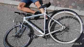 Dans l'Eure, un cycliste de 70 ans héliporté à Rouen après une chute - Paris-Normandie
