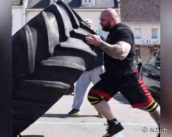 Rouen. L'homme le plus fort de France remet son titre en jeu : il devra porter 340 kg ! - actu.fr