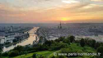 Rouen intime (2/7). Spritz, street art, architecture : une visite pas comme les autres de la ville - Paris-Normandie
