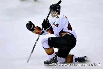 Hockey sur glace - Ligue Magnus : le Canadien Sacha Guimond débarque à Rouen - Paris-Normandie