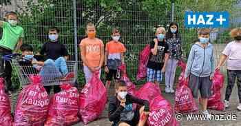 Seelze: Bertolt-Brecht-Schule organisiert Müllsammlung - Hannoversche Allgemeine