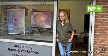 Corona-Aus: Andrea Coers muss ihr Atelier in Seelze aufgeben - Neue Presse