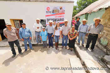 Inaugura Diputada nuevo dispensario – La Prensa de Monclova - La Prensa De Monclova