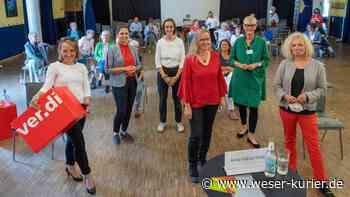 Podiumsdiskussion in Achim: Hoffen auf Frauenpower in den Rathäusern - WESER-KURIER - WESER-KURIER