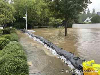 Aufräumarbeiten nach dem Hochwasser in Erkrath: Schritt für Schritt - Erkrath - Super Tipp