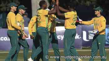 Proteas complete T20 sweep against Ireland - Mudgeee Guardian