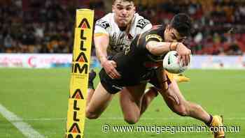 Penrith survive scare to hold out Brisbane - Mudgeee Guardian