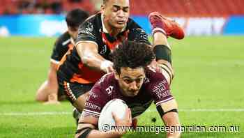 Returning duo fire Manly past Tigers - Mudgeee Guardian