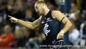 When Harry met Ben in AFL twin battle - Mudgeee Guardian