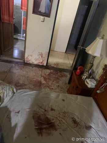 Sexagenario le asestó 27 puñaladas a su pareja en Upata - primicia.com.ve