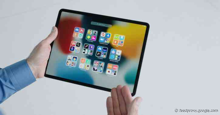 Apple @ Work: iPadOS 15 gives the iPad a brighter future in the workplace