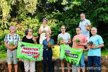 Die BUND-Ortsgruppe Ettenheim wird reaktiviert - Ettenheim - Badische Zeitung