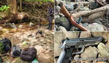 Policía desmantela dos campamentos de la MS en Usulután y San Miguel - Diario El Mundo