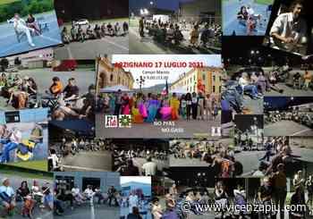 Arzignano, circolo Caracol Olol Jackson di Vicenza aderisce a manifestazione contro inceneritore - Vicenza Più