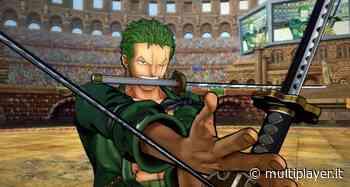 One Piece: il cosplay di Roronoa Zoro di crystalclearwave_ è davvero combattivo - Multiplayer.it