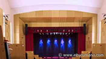 """""""Me dio alto escalofrío"""": supuestos ruidos y espantos en el Teatro Mercedes Sosa - el tucumano"""