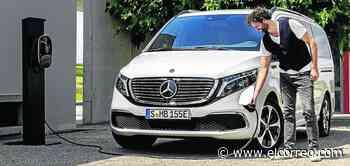 Mercedes-Benz anuncia que todos sus modelos tendrán versión eléctrica en 2025 - El Correo
