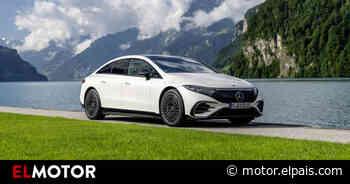 El nuevo Mercedes EQS, al detalle | Fotos - EL MOTOR
