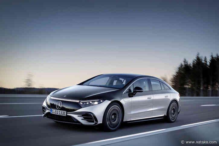 Mercedes-Benz será una marca completamente eléctrica para 2030 y anuncia que instalará ocho gigafactorías - Xataka